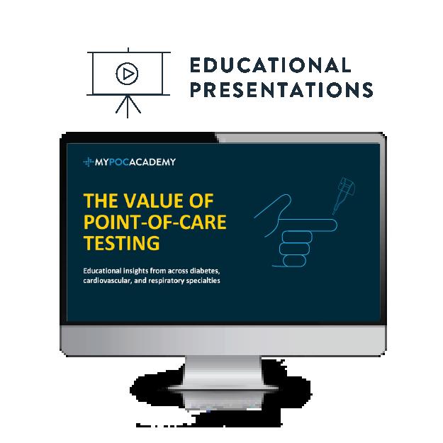 myPOCacademy - educational presentations