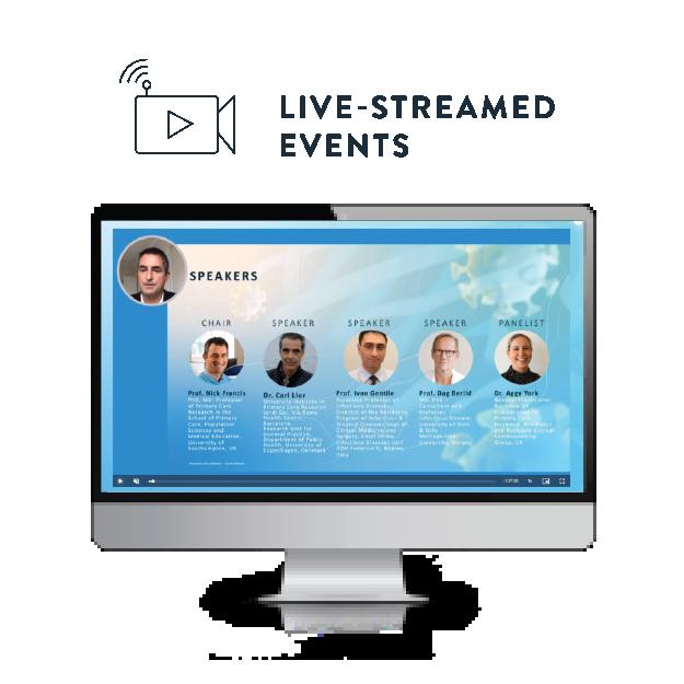 myPOCacademy - live stream events